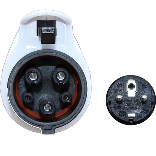 5-EV EVSE Type1 (max. 16A) EV Charger